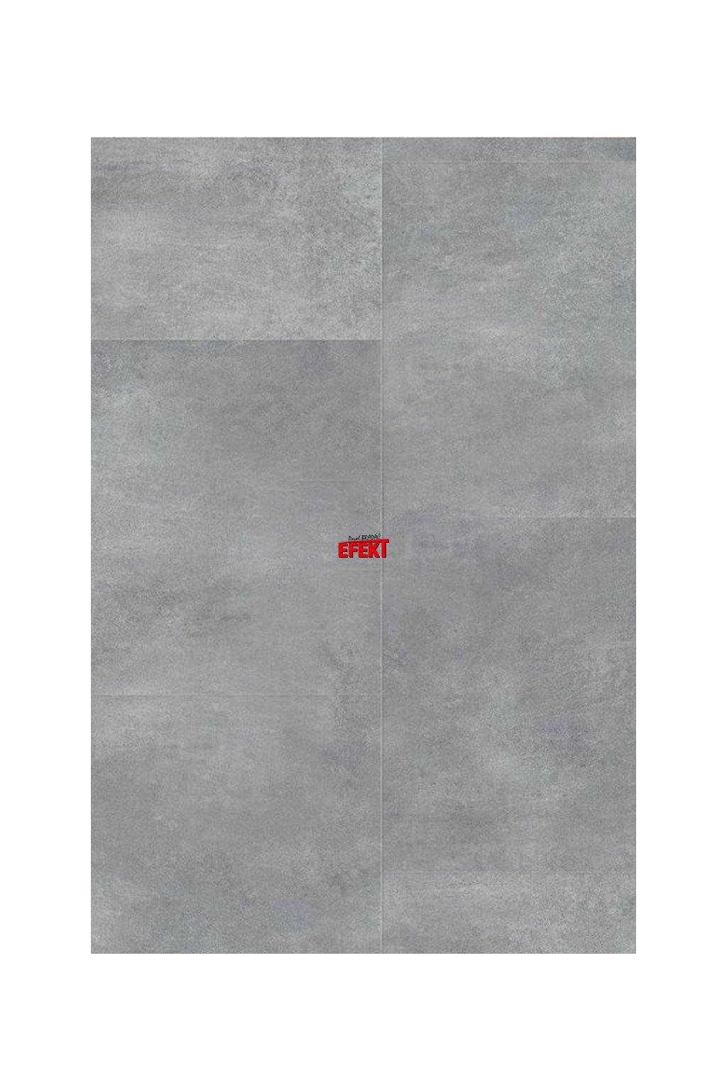 Gerflor Lepený 55 Bloom Uni Grey