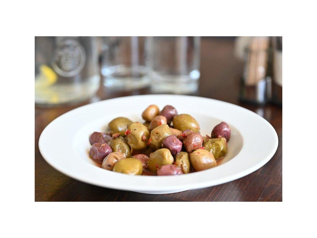 mix olivy