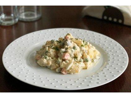 Bramborový salát, baleno po 2 porcích