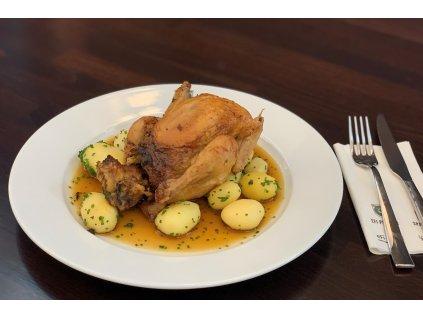 Kuřátko s bramborem 2ku3