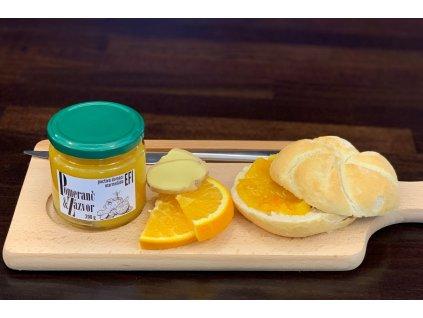 Pomeranč a zázvor 2ku3