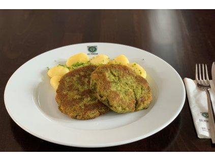 Brokolicové karbanátky 2ku3