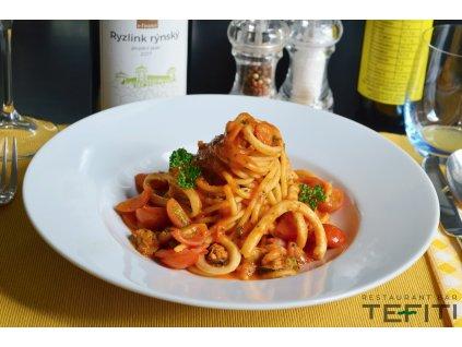 spaghetti scoglietto