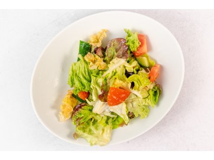 Malý míchaný zeleninový salát 3.2