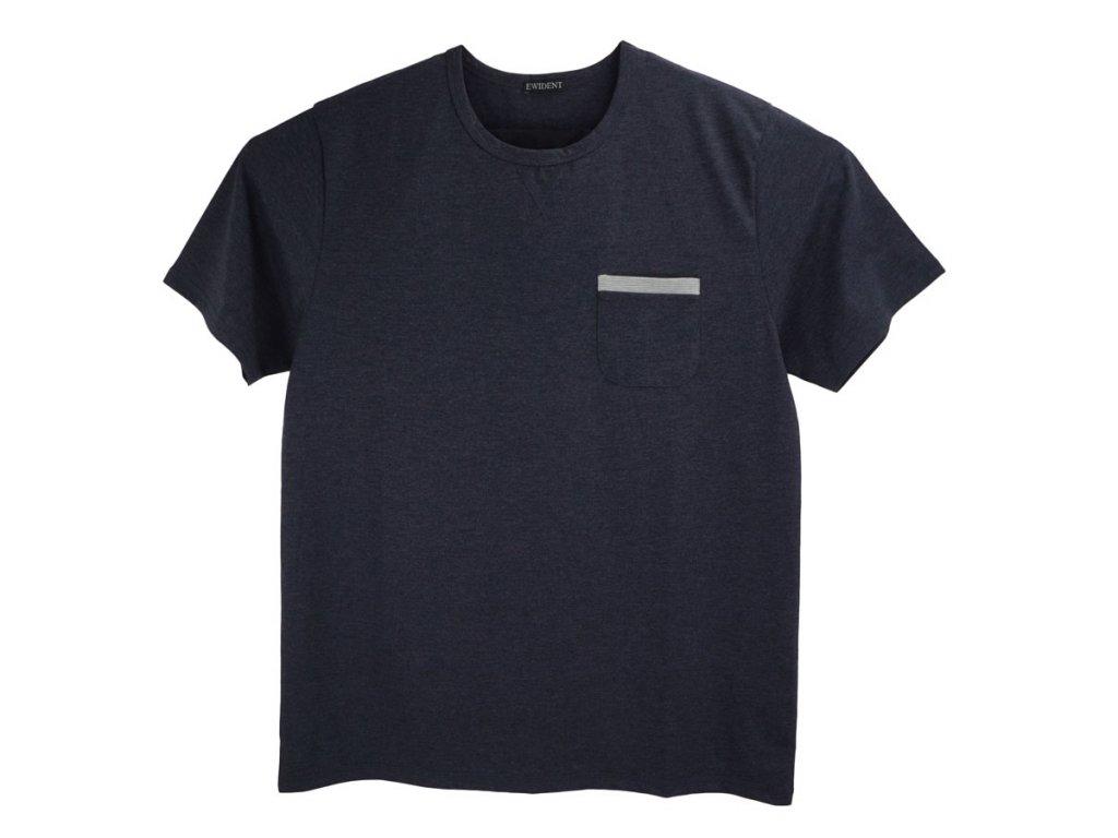 ea0b53581f35 Pánské dlouhé tričko antracit Ewident UK - Frim