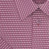 Pánská košile vínové piké K2