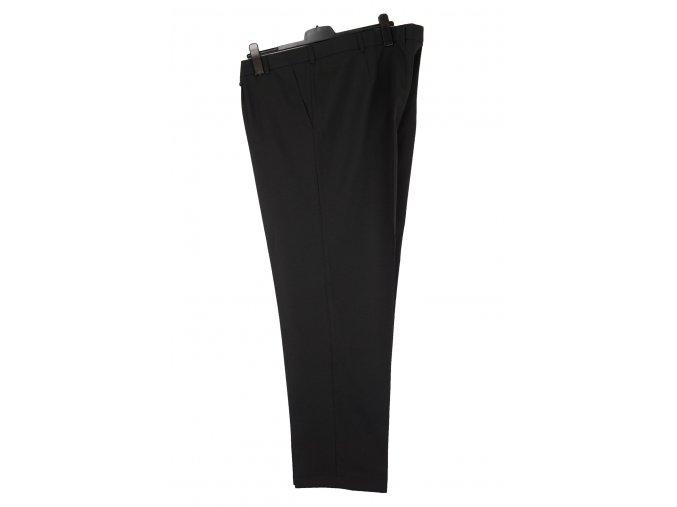 kalhoty pánské společenské černé