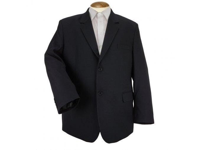 Pánský oblek černý N1