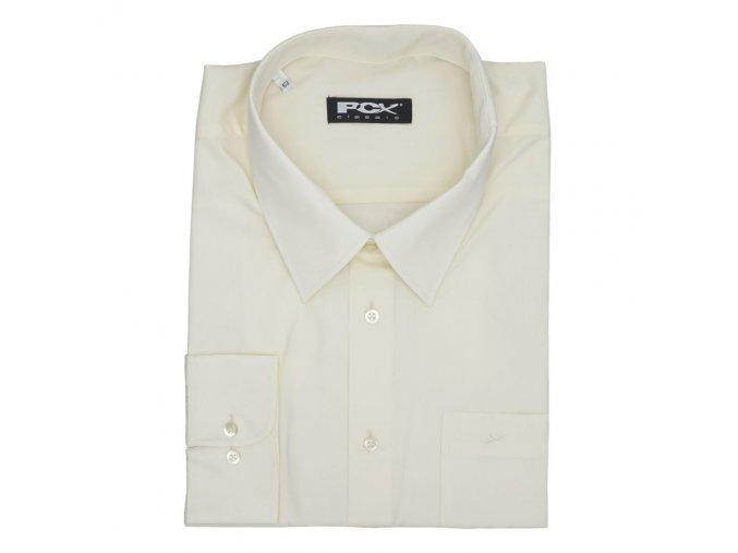 Pánská smetanová košile PCX D1