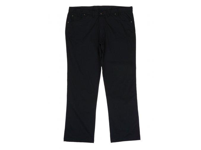 Pánské černé letní kalhoty 1