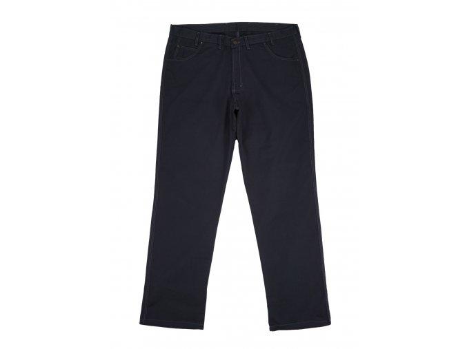 Pánské kalhoty šedé 1