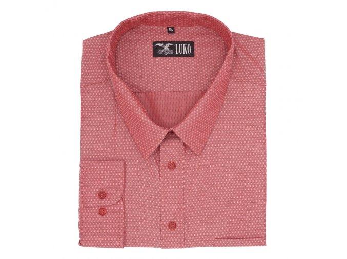 Pánská košile dvojitá šipka D 152203 1