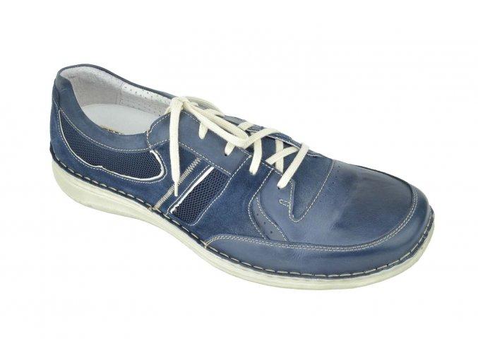 Pánská vycházková obuv Seibel 43030 723 594 Anvers 30