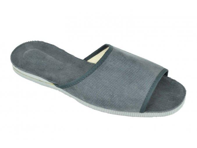 Domácí obuv pánská Pegres