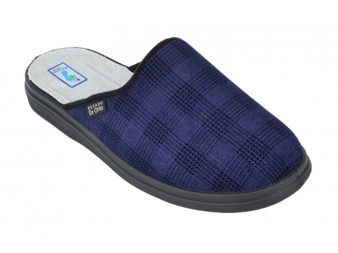 Diabetická domácí obuv 125 M 010