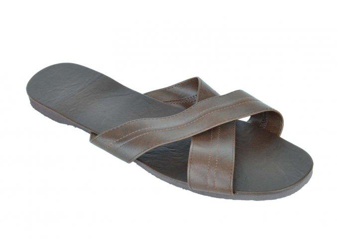 Domácí obuv pánská Pegres 1010