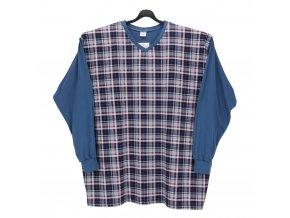 Pánské pyžamo světle modré DR1