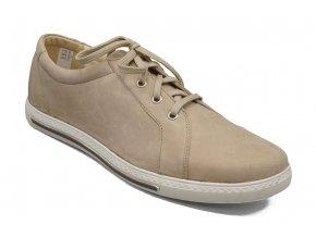 Dámská obuv béžová 1