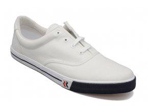 Pánské nadměrné tenisky bílé 1