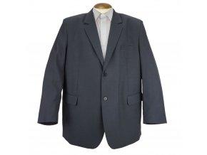Pánský oblek šedý N1