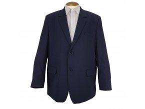 Pánský oblek modrý N1