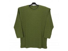 Pánský svetr zelený U
