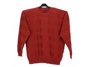 Pánský svetr terakota U