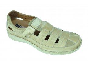 Pánská letní obuv Seibel 43032 723 108 Anvers 32