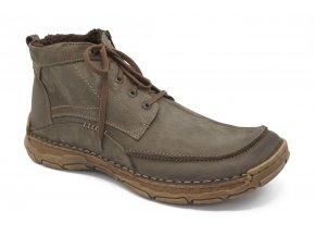 Pánská zimní obuv široká Seibel 1