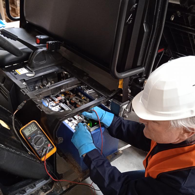 Jak si naplánovat výměnu trakční baterie? Pravidelný servis vám napoví!