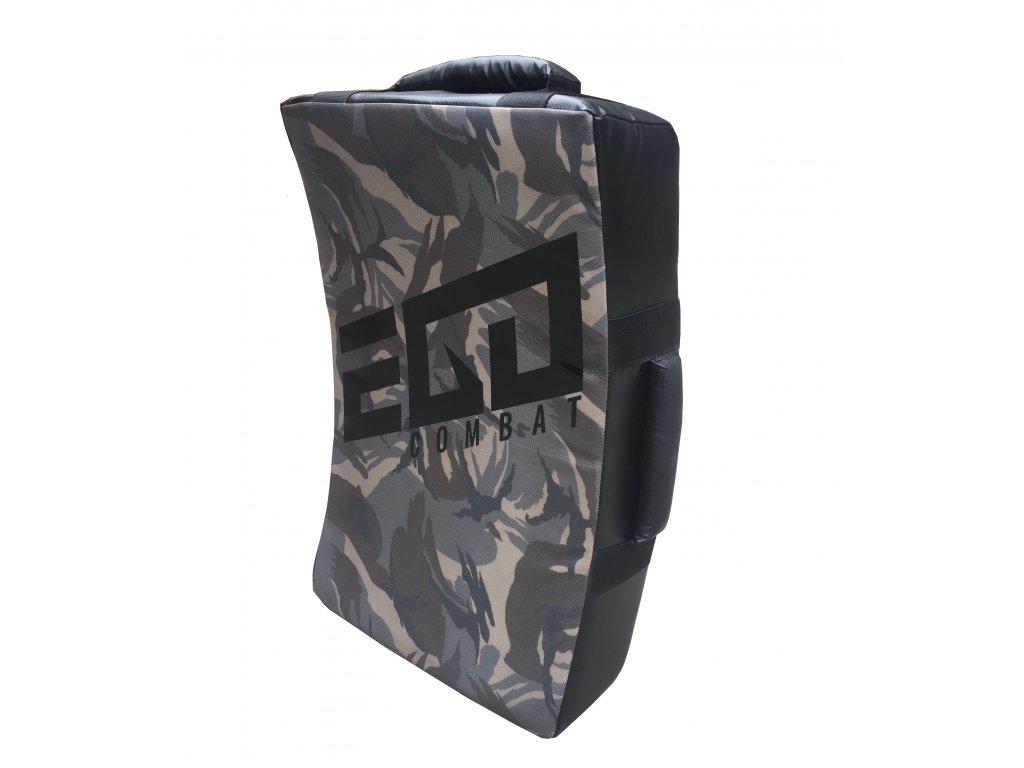Velká lapa/blok Ego Combat  Endurance 2.0 - maskáč/černá barva