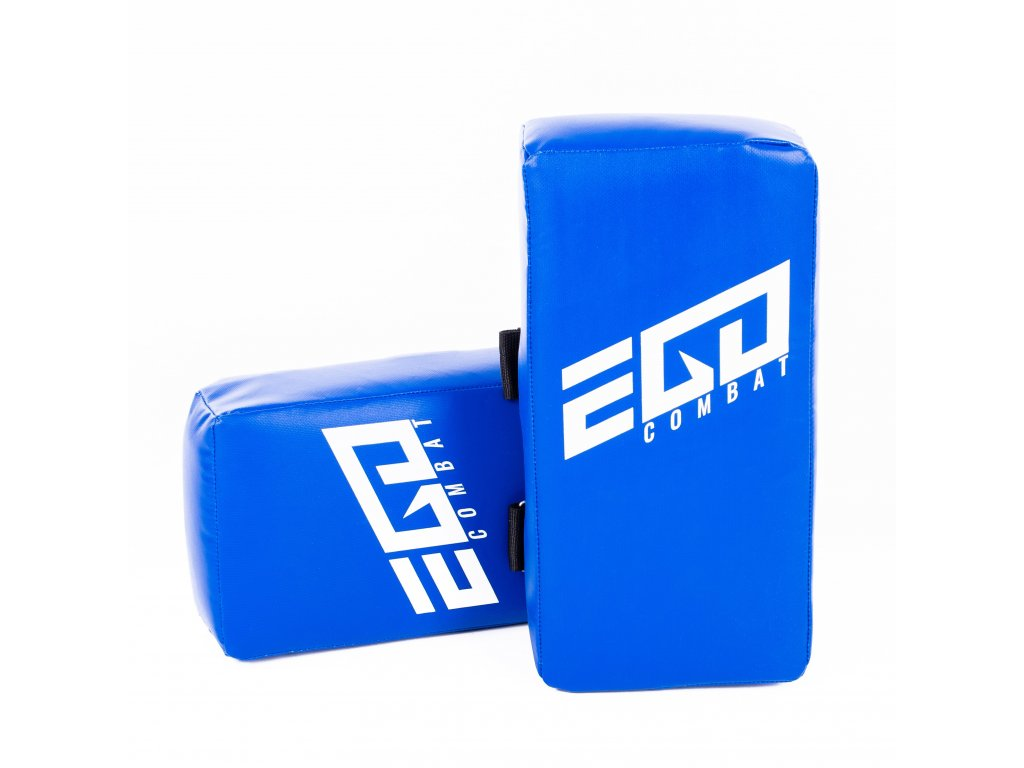 Thajský blok Energy.2 Ego Combat - 40x20x10 cm. Modrá barva.