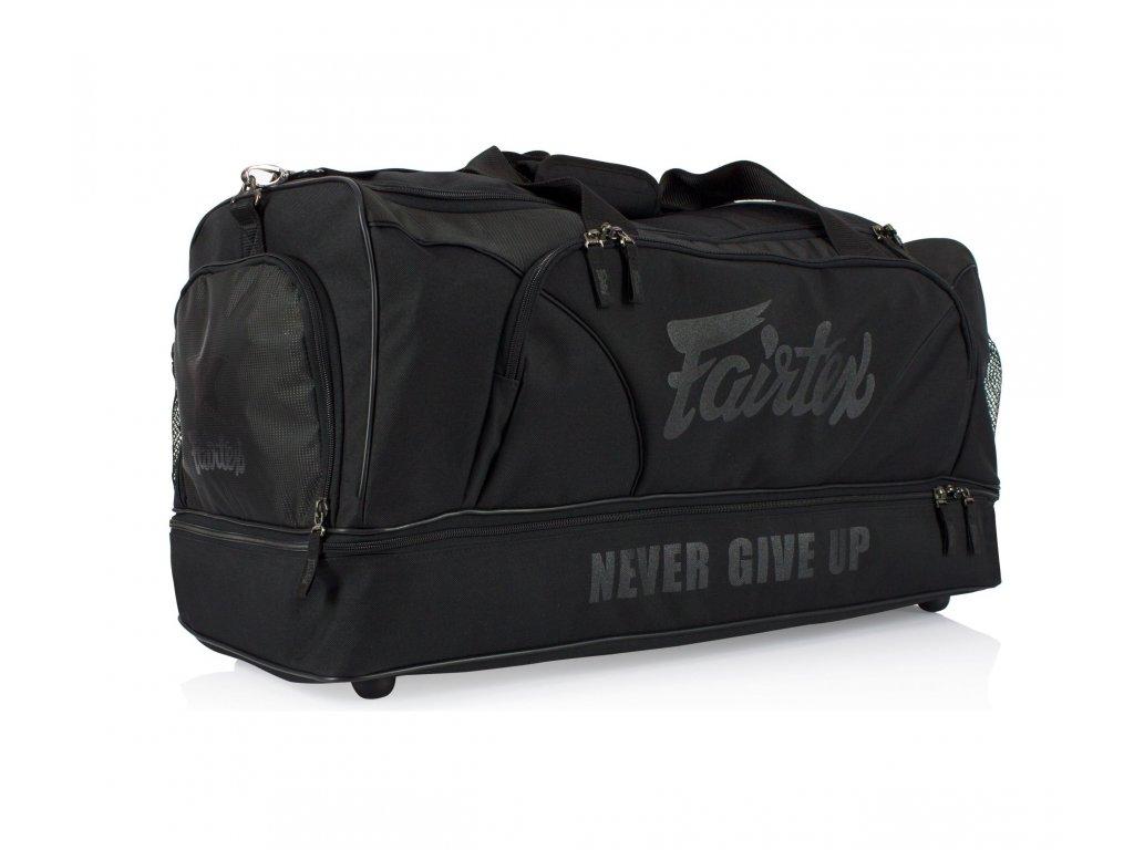 Velká taška Fairtex NEVER GIVE UP