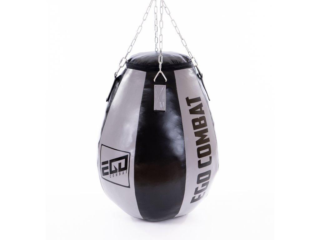 Velká boxovací hruška Ego Combat Endurance v černo-šedé barvě