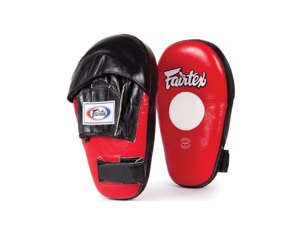 Fairtex kožené boxerské lapy