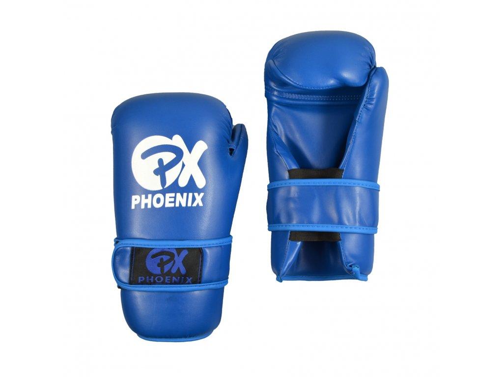 Otevřené rukavice PX - modrá