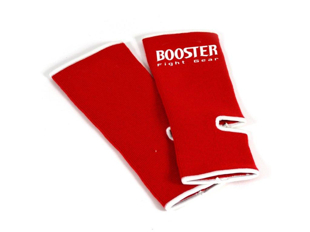 Chrániče kotníků Booster - červená