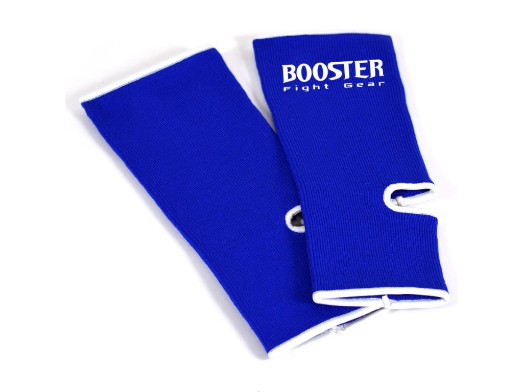 Chrániče kotníků Booster - modrá