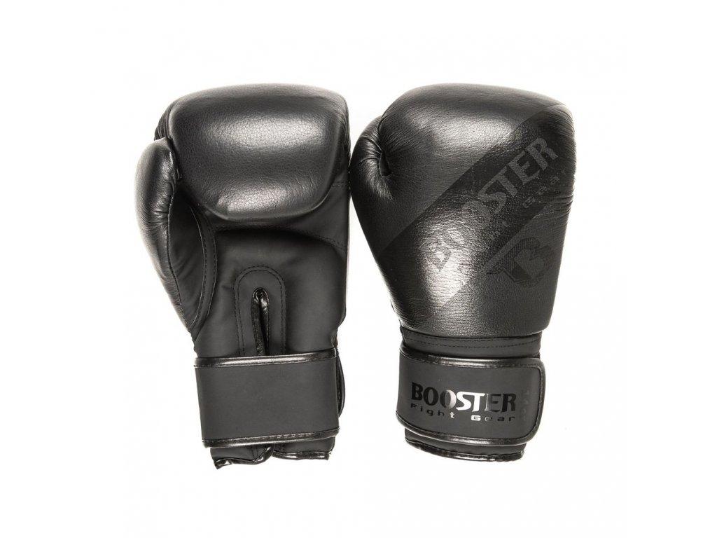 Booster boxerské rukavice PRO BT SPARRING - černá