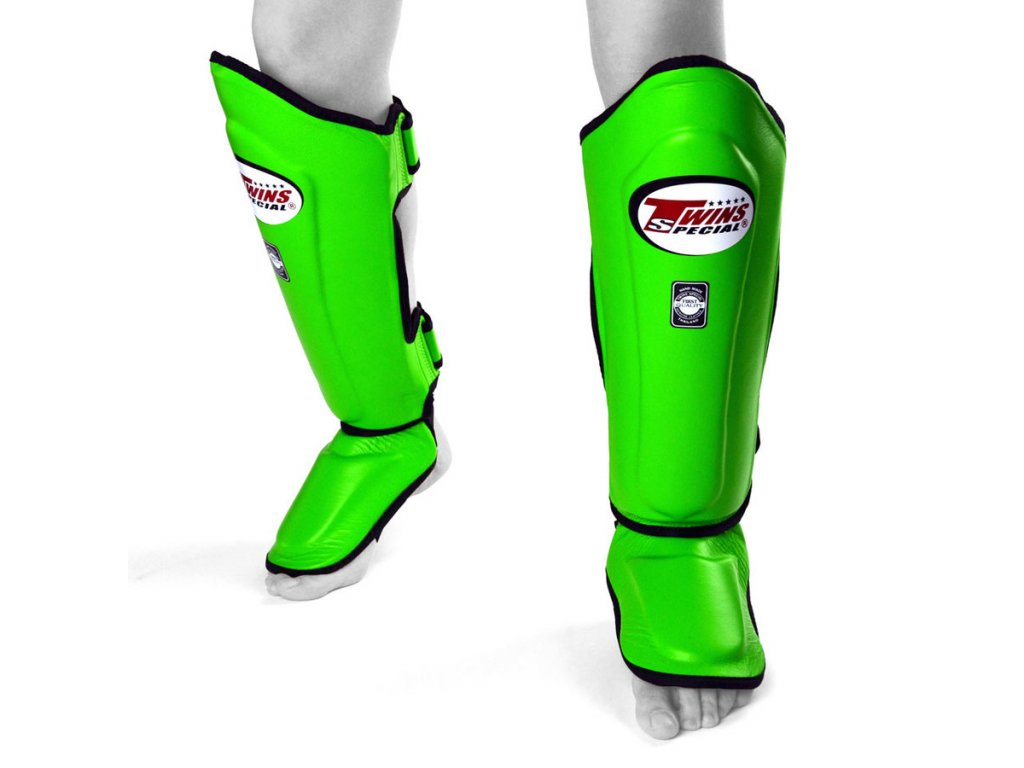 Chrániče holení TWINS SGS10 - neon zelená