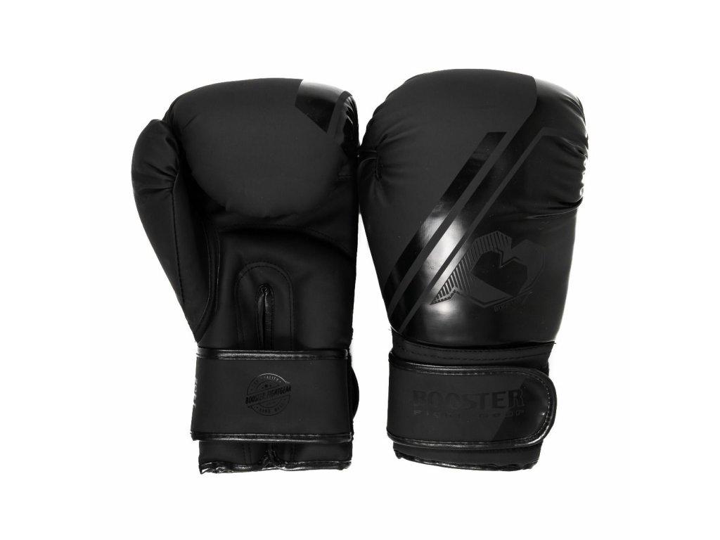 Boxerské rukavice BOOSTER  BT SPARRING V2 - černá