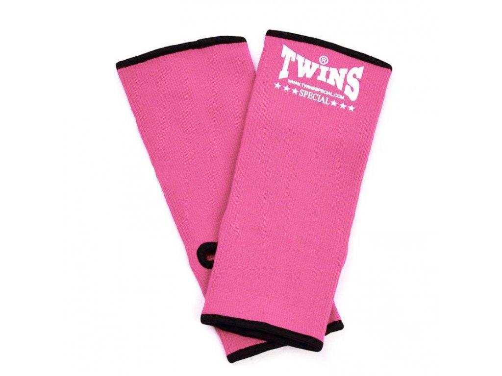 Chrániče kotníků TWINS - růžová
