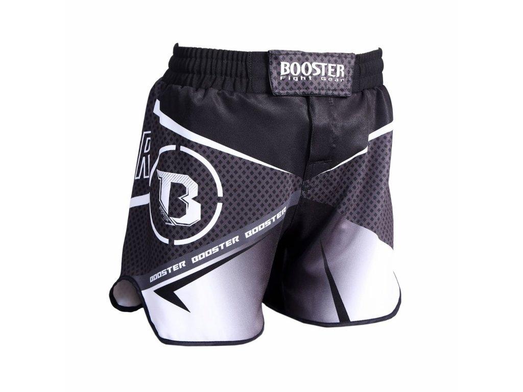 MMA trenky Booster B Force 1 - černo/bílé