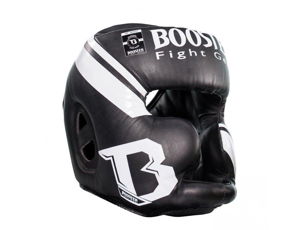 Přilba na box Booster BHG-2 černá barva
