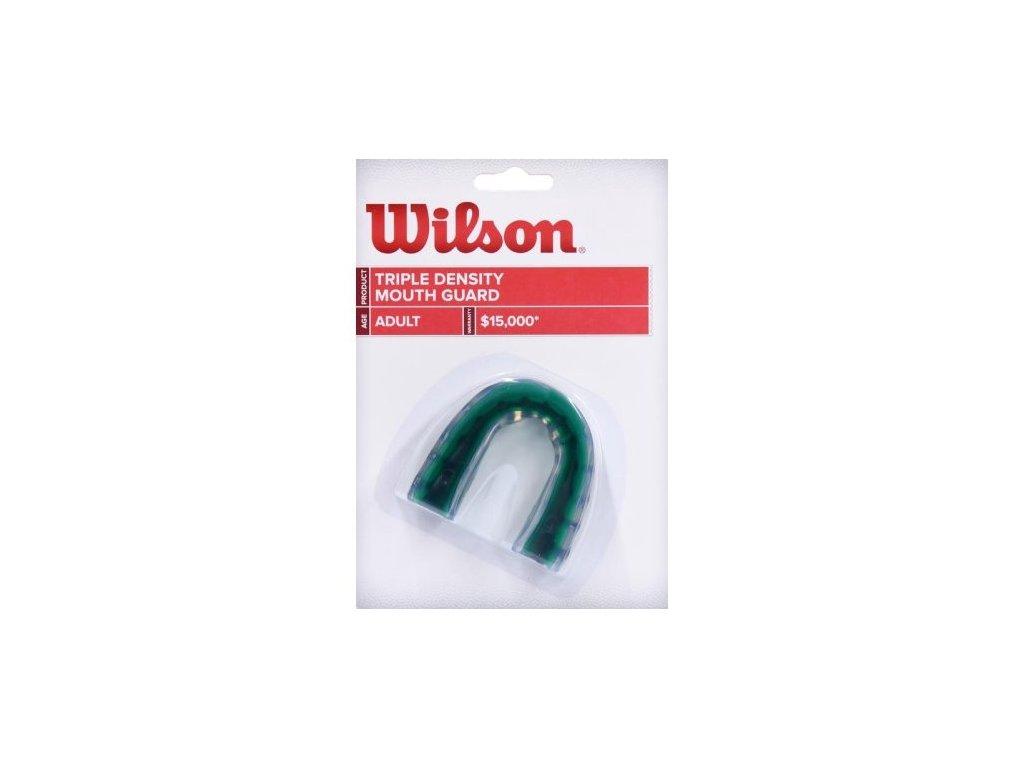 Chránič zubů Wilson Triple Density
