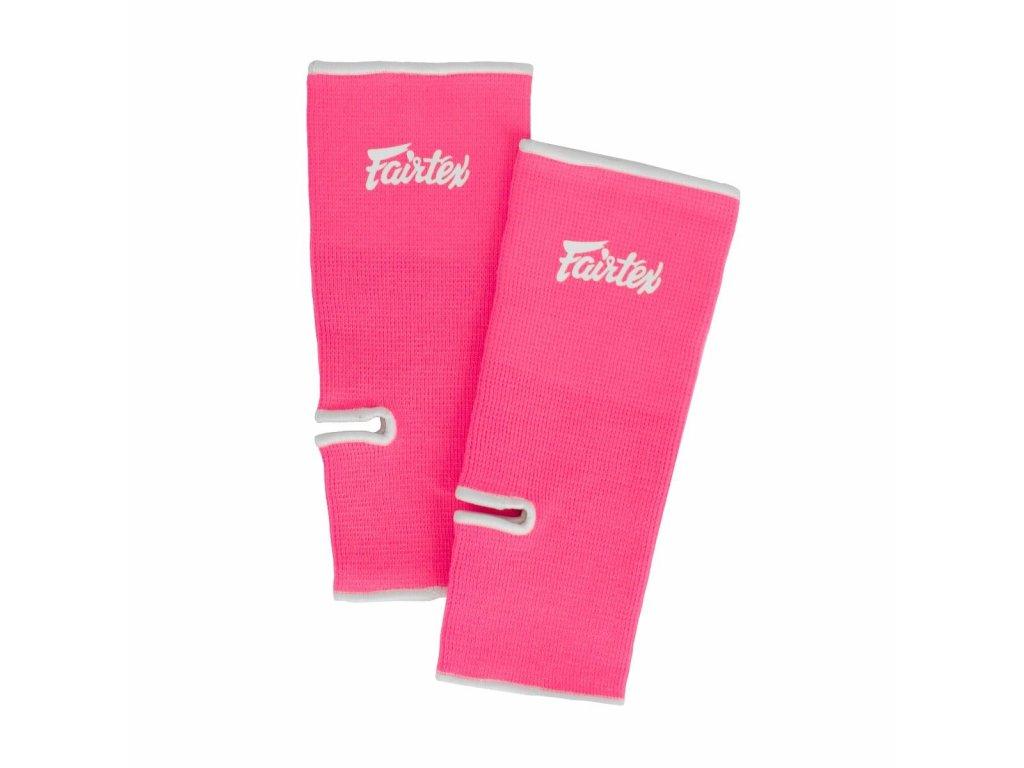 Chrániče kotníků Fairtex AS1 - růžová