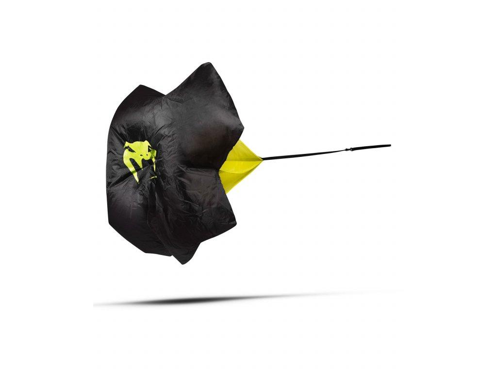 Venum běžecký/odporový padák - černá/neon zelená