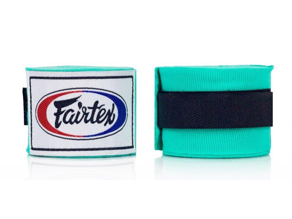 Fairtex polo-elastická bandáž 4,5 m - mint
