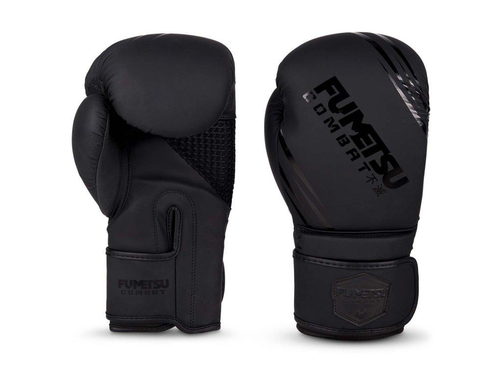 Fumetsu boxerské rukavice Shield - černá