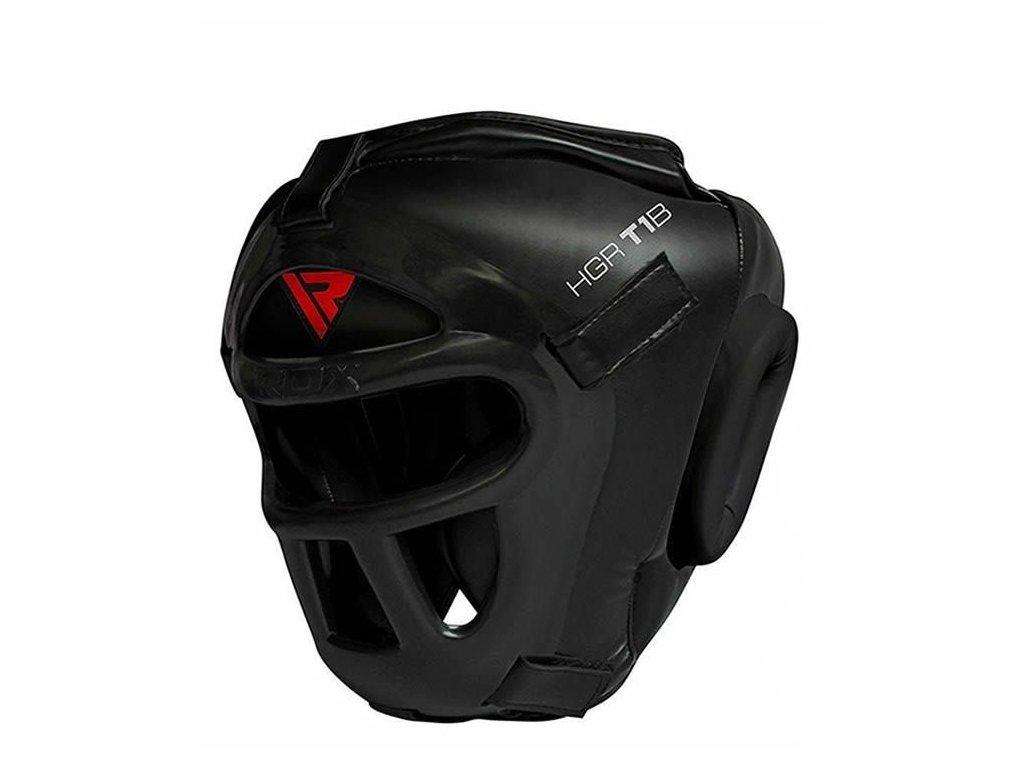 Boxerská helma RDX T1 s odnimatelnou maskou